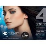GAMA 4D THERAPY - нова серія з комплексного догляду за волоссям